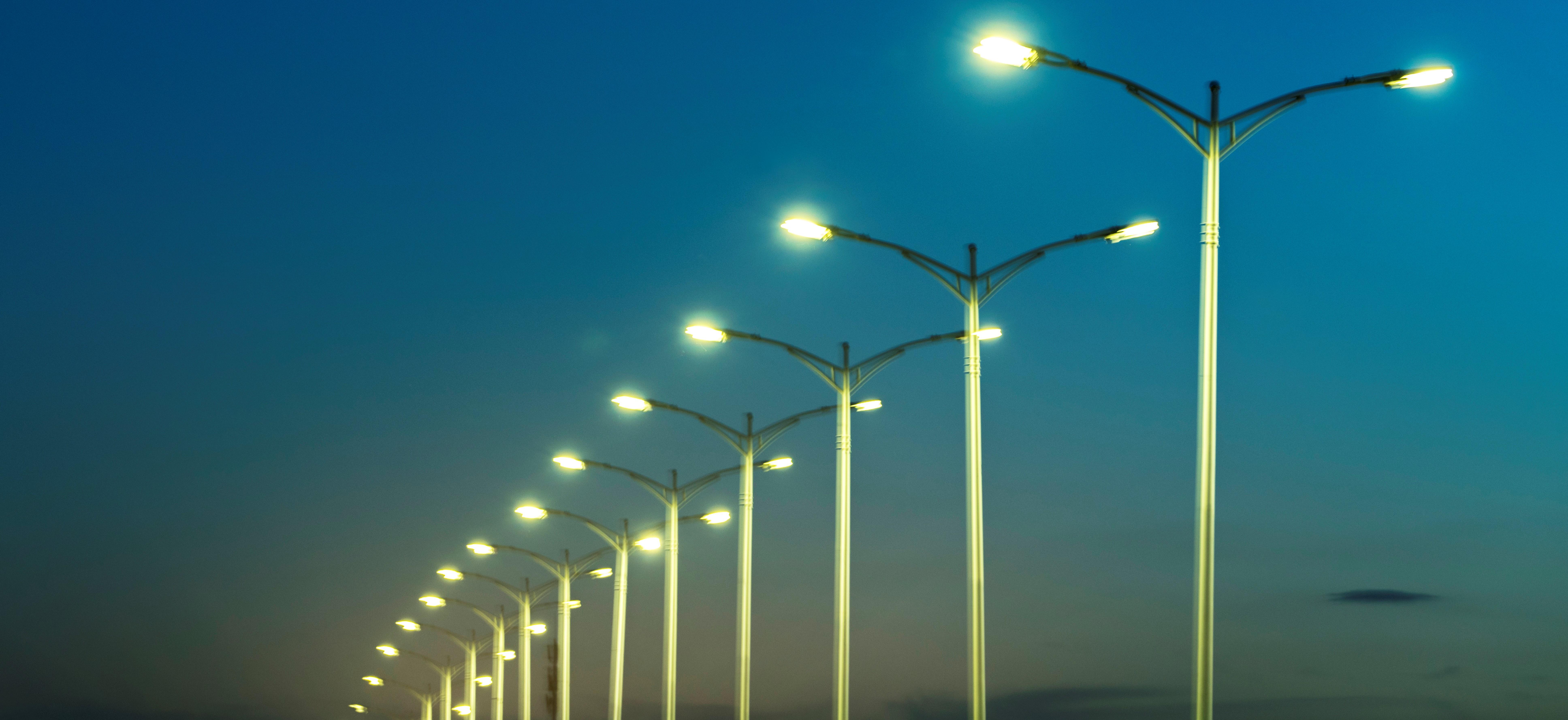 Munil Led Streetlight Program