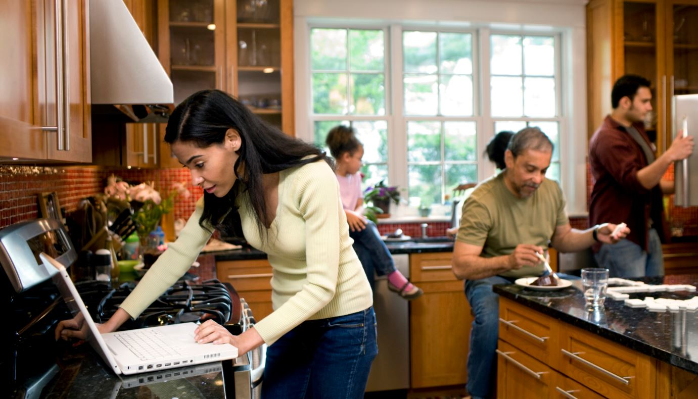 family in kitchen 2.JPG